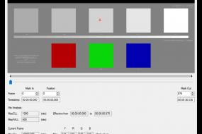 HDRmaster: Ein Tool zur Anzeige und Bearbeitung von HDR Metadaten und zur HEVC-Videoanalyse.