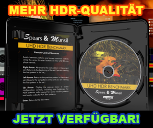 Spears Munsil HDR Disc Kaufen